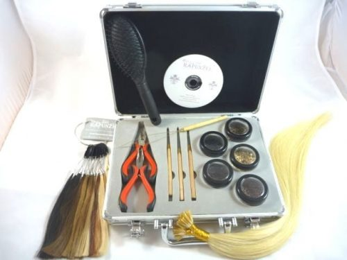 Professional Hair Extension Kit Micro Bead
