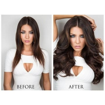 Buy Clip In Human Hair Extensions Affordable Clip In